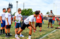 Sunday - Larry Fitzgerald Football Procamp