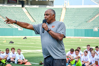 Marvin Lewis Football ProCamp