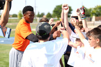 Demaryius Thomas Football ProCamp