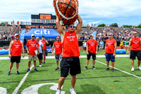 Rob Gronkowski Football Clinic