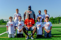 AJ Green ProCamp Team Photos
