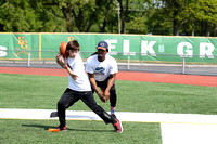 Kevin White Football ProCamp
