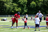 Troy Brown Football ProCamp
